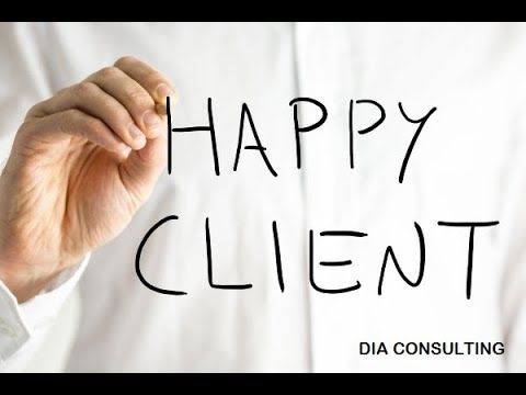 Клиенты на всю жизнь. DIA Consulting