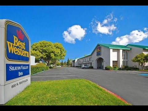 Best Western Silicon Valley Inn, Sunnyvale Hotels - California