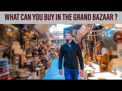GRAND BAZAAR OF ISTANBUL TURKEY || WHAT CAN YOU BUY IN 2021? (VIRTUAL TOUR)
