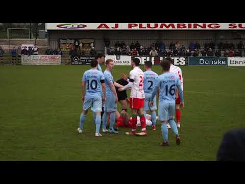 NCAFC TV   Warrenpoint Town FC V Newry City AFC