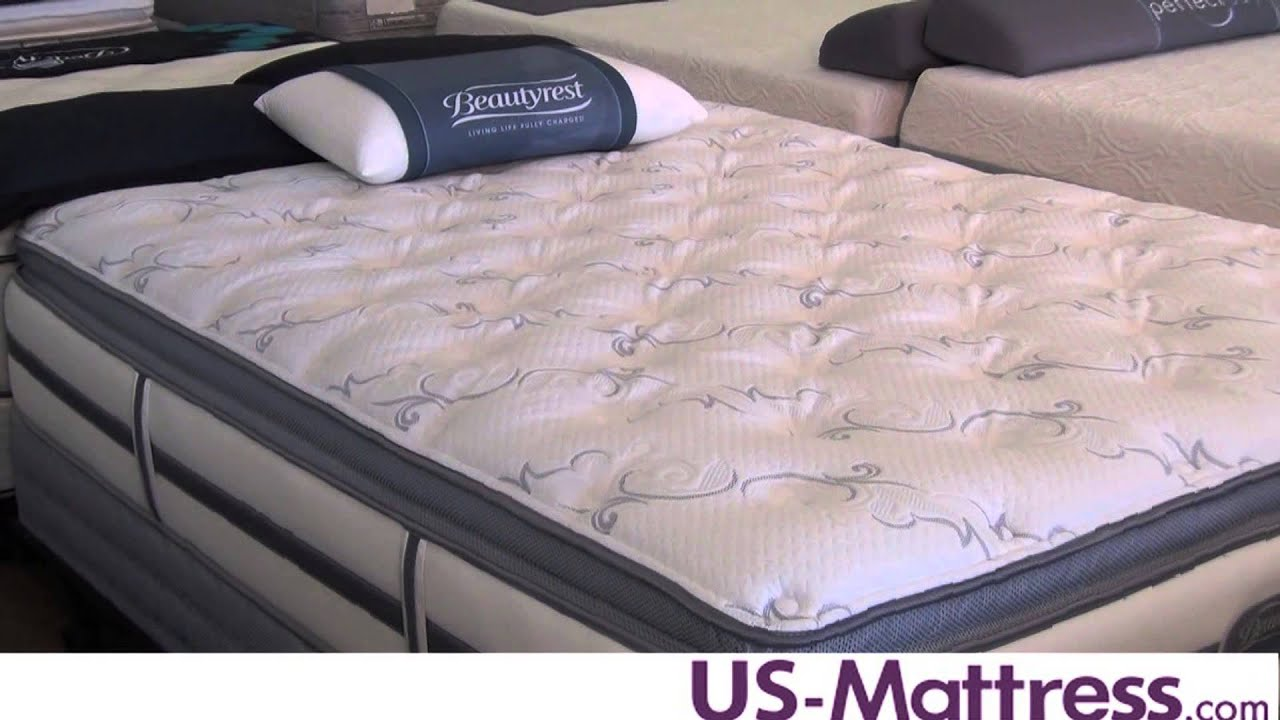 Simmons Beautyrest Recharge Lydia Manor Plush Pillow Top Mattress  YouTube