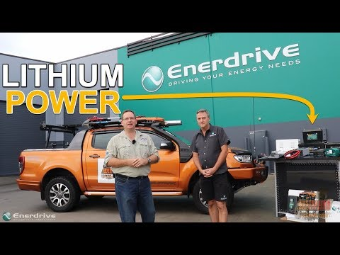 Enerdrive Lithium Batteries And Chargers - How Do Lithium Batteries Work?