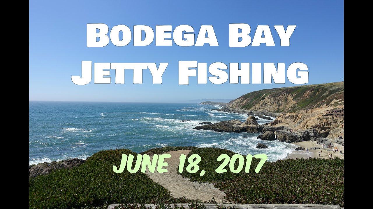 Bodega bay jetty crabbing with crab snares youtube for Bodega bay fishing reports
