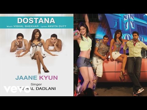 Jaane Kyun - Official Audio Song | Dostana | Vishal Shekhar