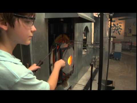 Glass on Fire - WHRO Documentary