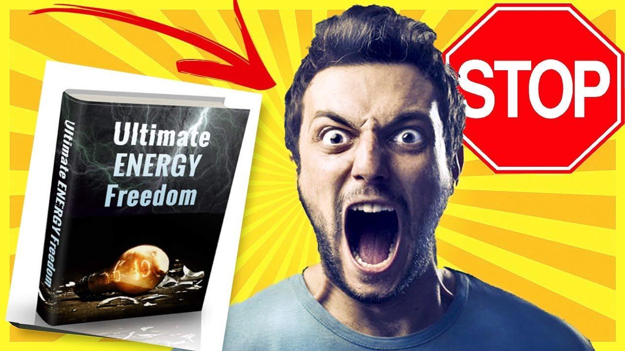 Ultimate Energy Freedom Generator Reviews Youtube
