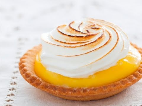 Recette de tarte au citron meringu e youtube - Recette tarte citron meringuee ...