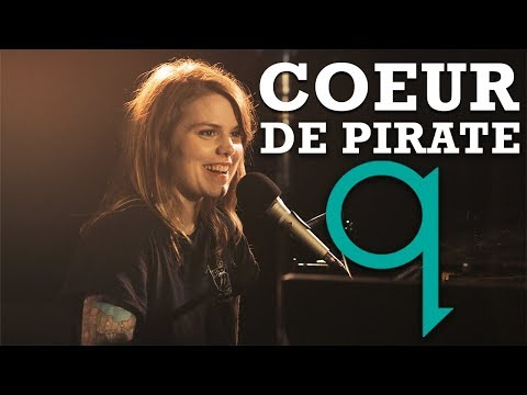 Coeur de Pirate on why it was important for her to create a fully Francophone album