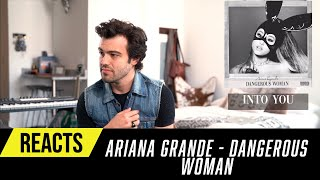 Producer Reacts to Ariana Grande (Full Album)  - Dangerous Woman