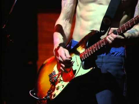 Red Hot Chili Peppers - I Could Have Lied (Live) [Off The Map DVD]