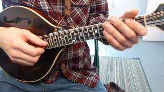 Harvest Home (With Tabs) - Mandolin Lesson