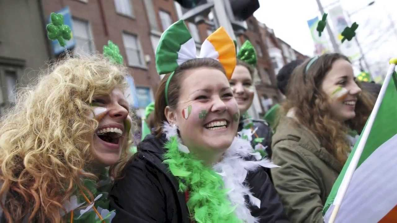 In photos: The world celebrates St. Patrick's Day
