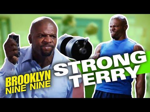 Terry's Superhuman Strength
