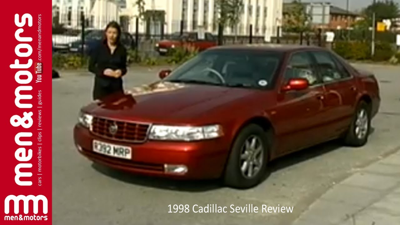1998 cadillac seville review