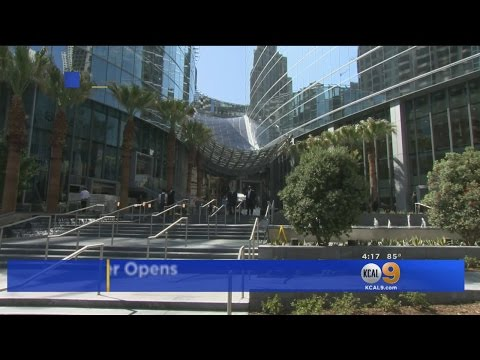Wilshire Grand, Tallest Building West Of Mississippi, Opens In Downtown LA