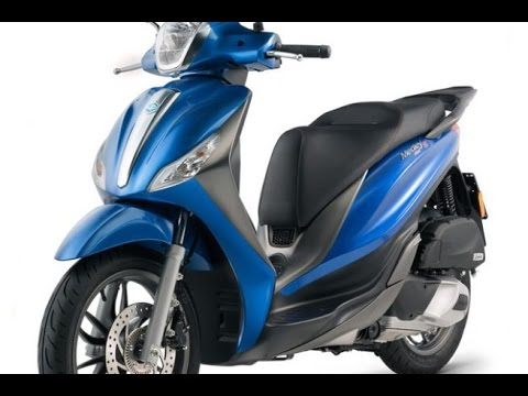 2016 new piaggio medley 125/150 start & stop abs - studio photos