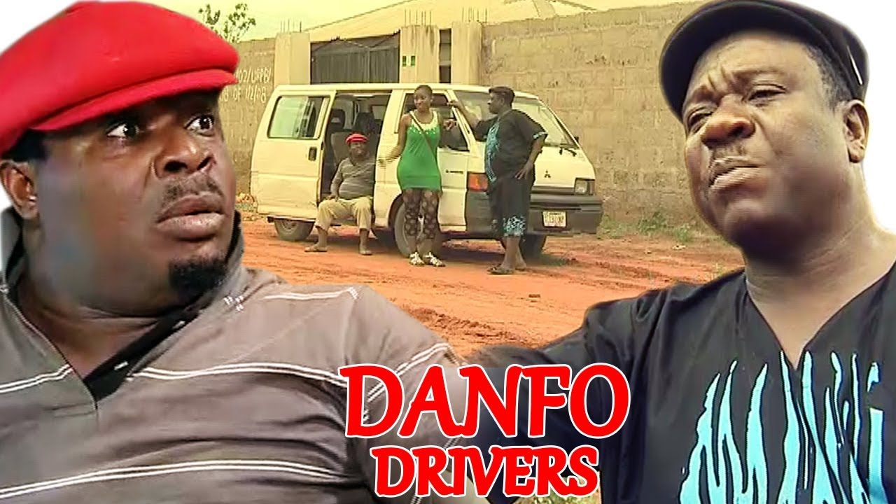 Download Danfo Drivers 4  -  Mr.Ibu And Dede One Day Comedy 2018 Latest Nigerian Nollywood Igbo Movie Full HD