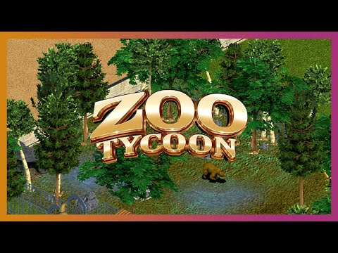 🐯 Where It All Began... | Let's Play Zoo Tycoon