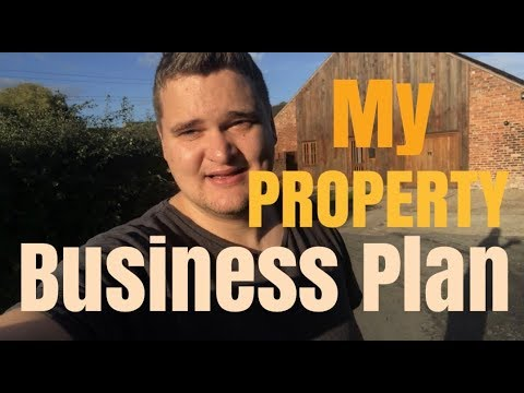 My Property Business Plan of 2018 | Samuel Leeds