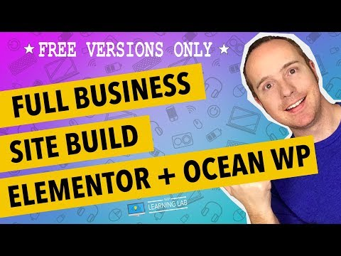WordPress Tutorial For Beginners 2019 - How to Create A Website [for Business] 2019