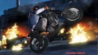 Gta 5 Latest Screenshots [24.12.2012]