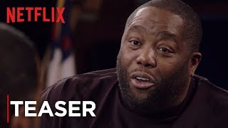 Trigger Warning with Killer Mike | Teaser [HD] | Netflix