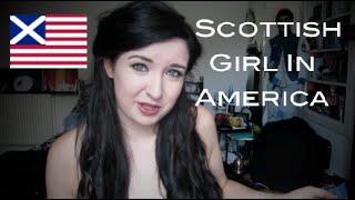 Scottish Girl in America Vlog