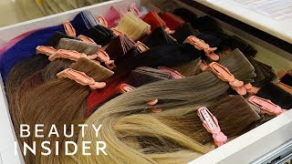 Welcome to the World of Hair Extensions
