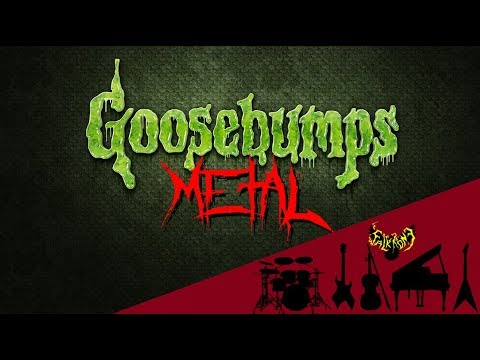 Goosebumps TV Series Opening Theme 【Intense Symphonic Metal Cover】