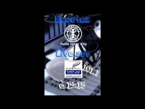 Interact Club Tunis Inner City: Live du 17/06/15 à la radio CULTURE FM