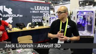 Dissolvable Filament From Airwolf 3D