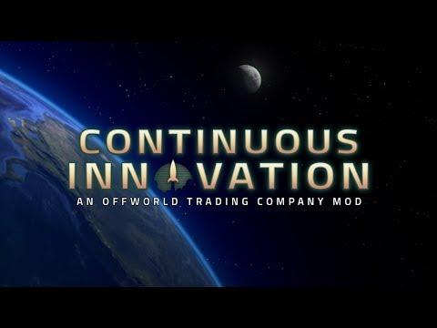 Continuous Innovation 1v1: Offworld Trading Company