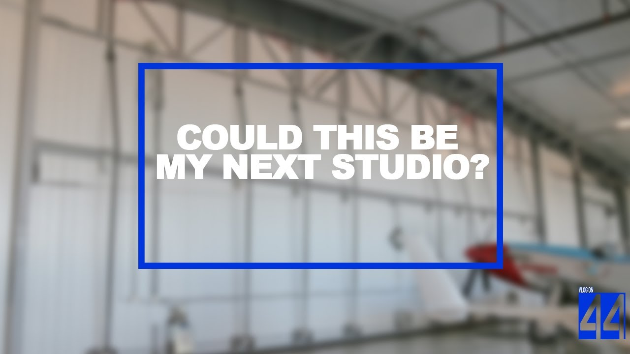 Building a Film Studio in an Airplane Hanger