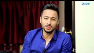 """طاقة القدر - شاهد كيف جهز الفنان حمادة هلال لشخصية """"عبد الله"""" التي حازت علي أعجاب الملايين! Video"""
