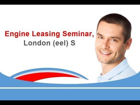 Engine Leasing Seminar London 2018 eel S