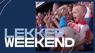 LEKKER WEEKEND | Knuffelregen en Malen in de mix