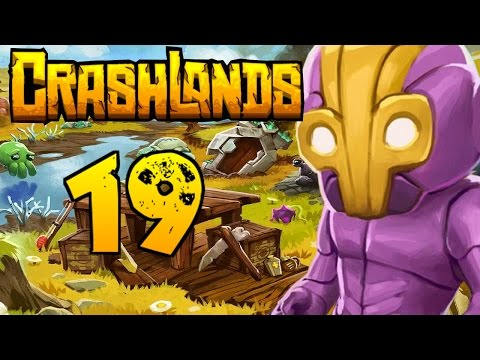 FLAME ON!! | Crashlands Let's Play | Part 19
