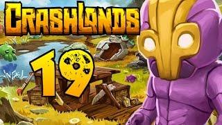 FLAME ON!! | Crashlands Let's Play | Part 19