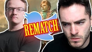 High Stakes Twitter Challenge REMATCH vs. Mini Ladd (Lineage 2: Revolution)
