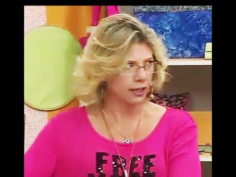 4783cd8b1 Porta tesoura com Cláudia Ferreira