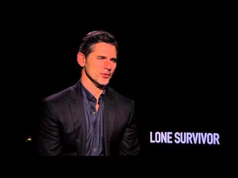 """Lone Survivor: Eric Bana """"Lt. Cmdr. Erik S. Kristensen"""" Official Movie Interview (Junket)"""