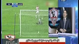 ك. عبدالحميد بسيوني وقصيدة مدح في لاعبي الزمالك: مقاتلون في المباريات