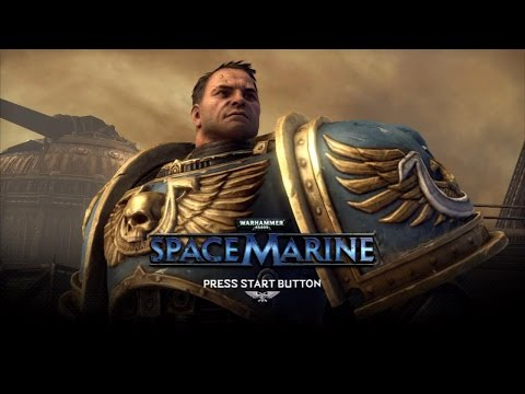 PS3 Longplay [044] Warhammer 40000 Space Marine (part 1 of 3)