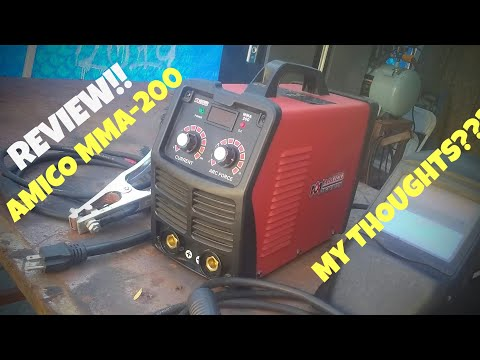 AMICO Welder Review