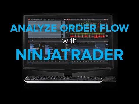 Analyze Order Flow with NinjaTrader