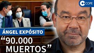 """""""Se han """"zampado"""" miles de muertos por estrategia política"""""""