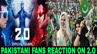 Pakistan Fans and Media Reaction on Robot 2.0 Teaser, Pakistan On Robot 2.0, Akshay Kumar, Rajnikant