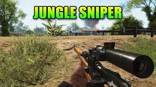 Jungle Sniper - Rising Storm 2