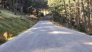 Babadağ'ına Motorla Çıkmak 30 Dakika'da / Gopro Hero5 Driving Up Babadag Mountain Oludeniz
