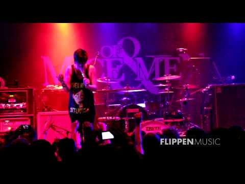 Sleeping with Sirens :: Don't Fall Asleep At the Helm (Live)